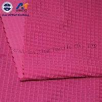 waffle nylon spandex tricot fabric Manufactures