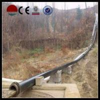 Rubber Lined Pipe Slurry Discharge Pipe UHMWPE Pipe Manufactures