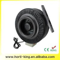 Buy cheap Air & Ventilation 4 Inline Fan 190CFM 120V Hydroponic Duct Exhaust from wholesalers