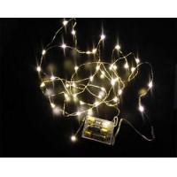 Buy cheap holiday party wedding decorative battey operated led icicle lights from wholesalers
