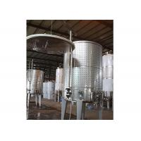 Buy cheap wine making equipment variable capacity tank from wholesalers