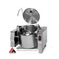 ss304 jacket kettle with agitator Manufactures