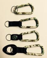 Coils Desert Sand Carabiners Manufactures