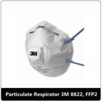 Buy cheap 3M Particulate Respirator 8822, FFP2 from wholesalers