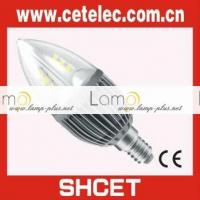 CET-039 6W Led Lamp Candle Big Power LED Bulb/Spot Manufactures