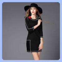 Buy cheap female tunic dresses from wholesalers