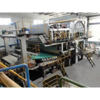 Buy cheap Paper Machine English 20 TPD Inclined Short Table Tissue Machine product