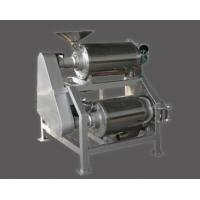 China Fruit Processing Machine Double Channels Fruit Beating Machine on sale