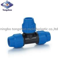 Compression fitting Pipe fitting for irrigation - Tee Manufactures