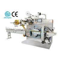 CD-380 5-120pcs Automatic Wet Wipe Packing Machine Manufactures