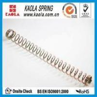 Wholesale 01 High Quality Metal Ballpoint Pen Springs from china suppliers