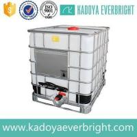 Wholesale Best price 1000L industrial ibc plastic lye tank from china suppliers