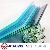 Buy cheap 6.38 laminated glass price 6.38mm Laminated Glass For Building Curtain Wall from wholesalers