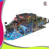 Buy cheap Pirate Ship 2015 Pirate Ship Theme Kids Commercial Used Indoor Playground Equipment for Sale from wholesalers