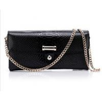 Wholesale Black leather bags and purses from china suppliers