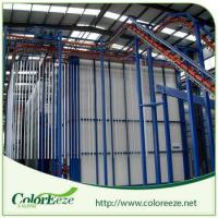Buy cheap China Natural Gas Power Vertical Powder Coating Plant Line Manufacture from wholesalers
