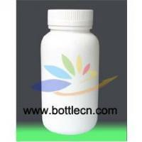 Wholesale plastic bottles white HDPE pharmaceutical rounds with white lined caps from china suppliers