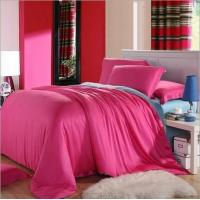 Buy cheap Genuine double-sided pure Tencel four piece bedding set of four from wholesalers