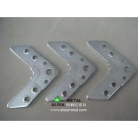 Buy cheap galvanized steel duct corner from wholesalers