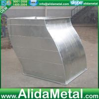 Buy cheap oval duct for HVAC system with ASA/ANSI standard from wholesalers