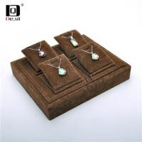 Buy cheap Deqi Jewelry Packaging Accessories Show Tray Pendant Display Props from wholesalers