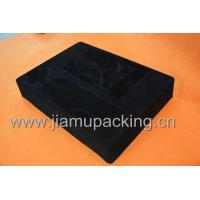 Buy cheap Plastic Blister Tray Flocking Tray from wholesalers