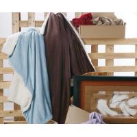 Buy cheap double-05 berber/sharpe and supersoft plush fleece from wholesalers