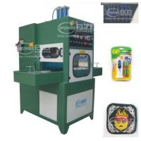 HR-8000W high frequency fusing machine manually Sliding