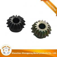 Buy cheap CNC Turning Parts Spiral Bevel Gear from wholesalers