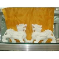 Buy cheap White marble sculpture White marble sculpture of JX-011 from wholesalers