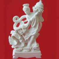 Buy cheap White marble sculpture White marble sculpture of JX-014 from wholesalers