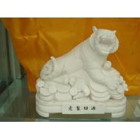 Buy cheap White marble sculpture White marble sculpture of JX-006 from wholesalers