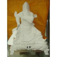 Buy cheap White marble sculpture White marble sculpture of JX-005 from wholesalers