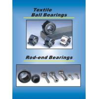 China Textile bearing & end-rod bearing on sale