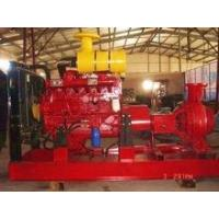 Buy cheap High Quality Diesel Engine Fire Pump For Fire Fighting/ High Rise Building from wholesalers