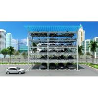 Buy cheap 6 Level Automated Puzzle parking equipment from wholesalers