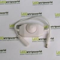 Buy cheap 12V Inline LED Dimmer Switch with Rotary Knob from wholesalers