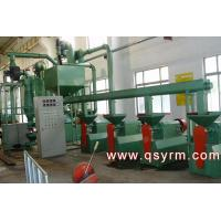Semi automatic tire recycling plants Manufactures