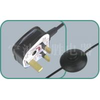 Buy cheap Power cord Y006/switch 3A-13A 250V from wholesalers