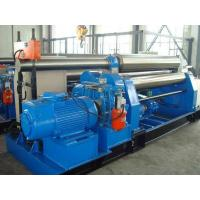 Buy cheap plate bending roll W11S series on roller Universal Rolling Machine from wholesalers