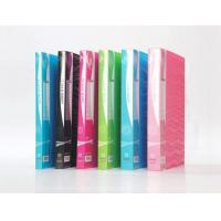 Buy cheap Wave pattern clear book from wholesalers