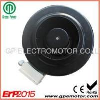 Buy cheap Centrifugal Fan Quiet 24V 5 inch EC Inline Duct Fan with circular duct connection from wholesalers