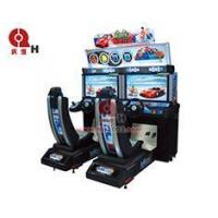 Buy cheap Outrun 2011 Double Driving Game Machine QHDGM-27 from wholesalers