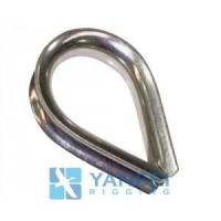 Stainless Steel European Type Thimble Manufactures