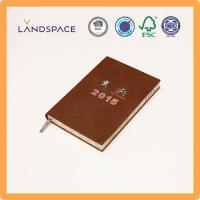 Buy cheap Leather Soft Cover Diary Notebooks from wholesalers