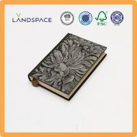 Buy cheap Leather Hard Cover Vintage Diary Notebooks from wholesalers
