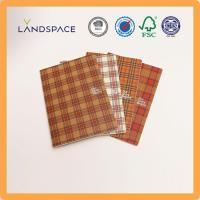 Buy cheap Thread Sewing Card Paper Cover School Notebooks from wholesalers