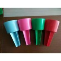 Buy cheap 4 colors stock beach spiker plastic beach cup holder from wholesalers