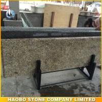 Buy cheap Brazil Gold granite countertop from wholesalers