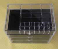 Wholesale Acrylic Jewelry and Makeup Organizer ITEM NO: J-LOC0027 from china suppliers